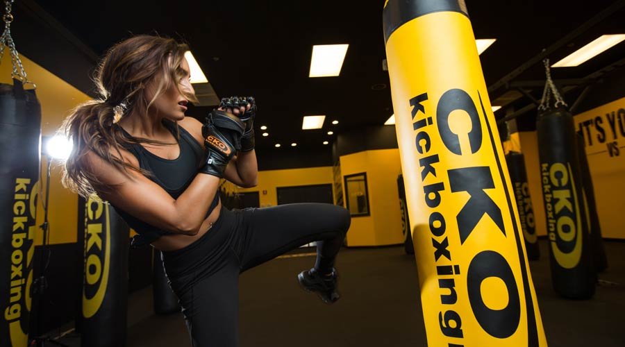 cko kickboxing advanced
