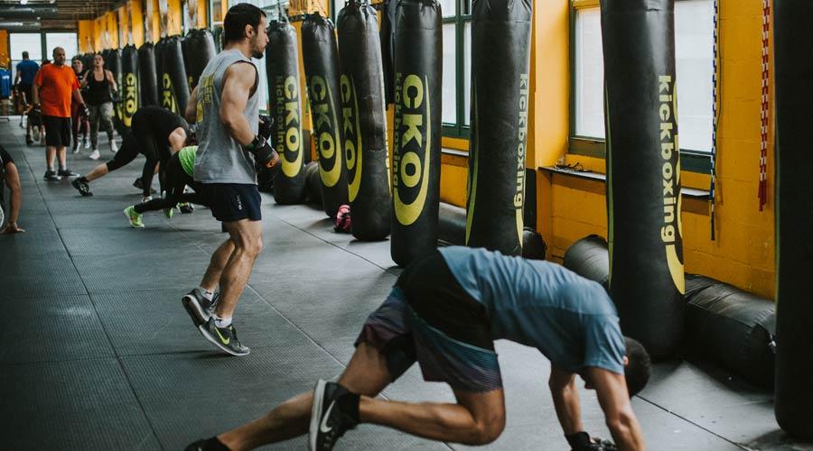 cko kickboxing group