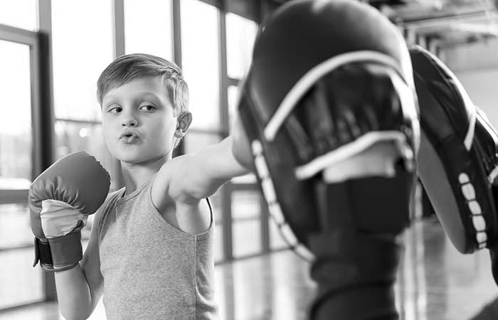 Group Kickboxing 1