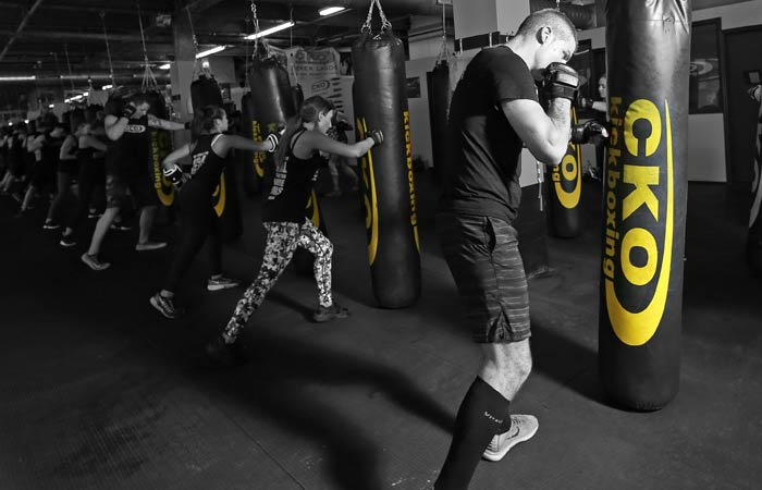 Group Kickboxing 6