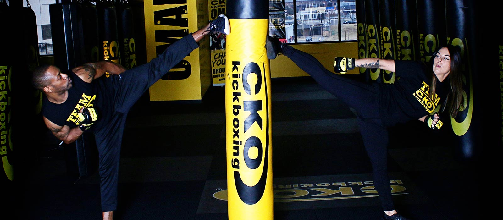 cko kickboxing teachers