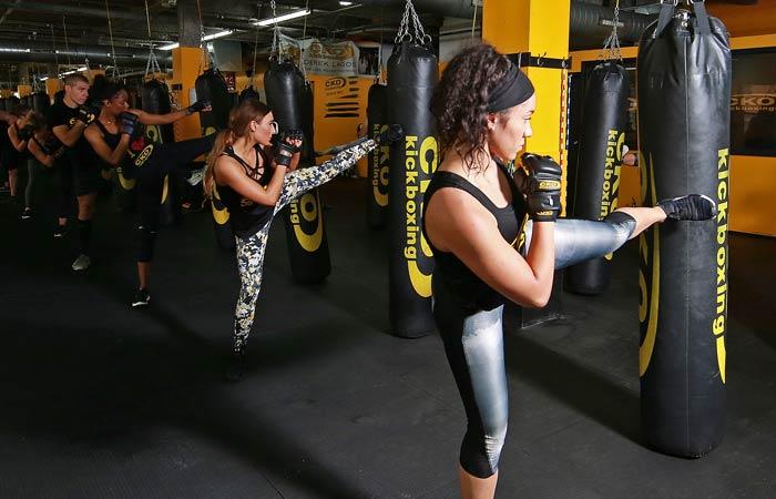cko kickboxing classes available