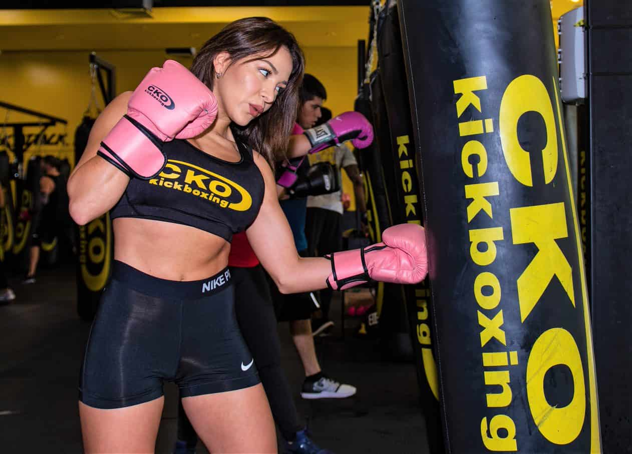 Group Kickboxing