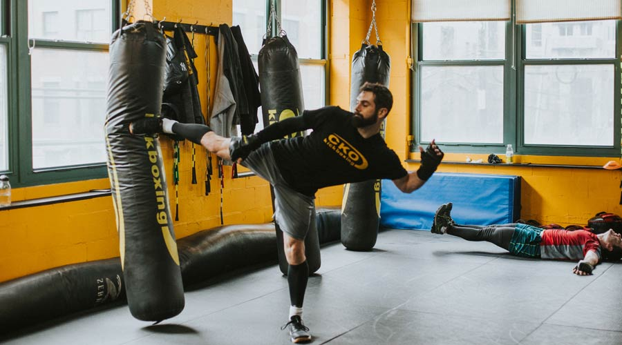cko kickboxing all skill sets