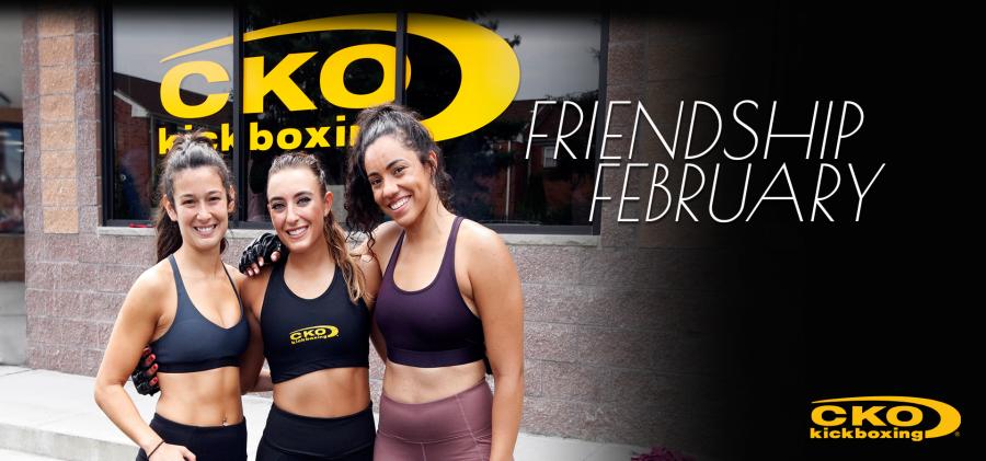 Friendship February