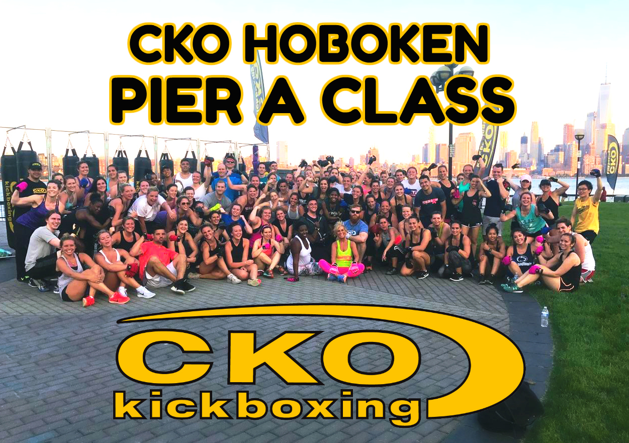 Image result for CKO Kickboxing Hoboken Park