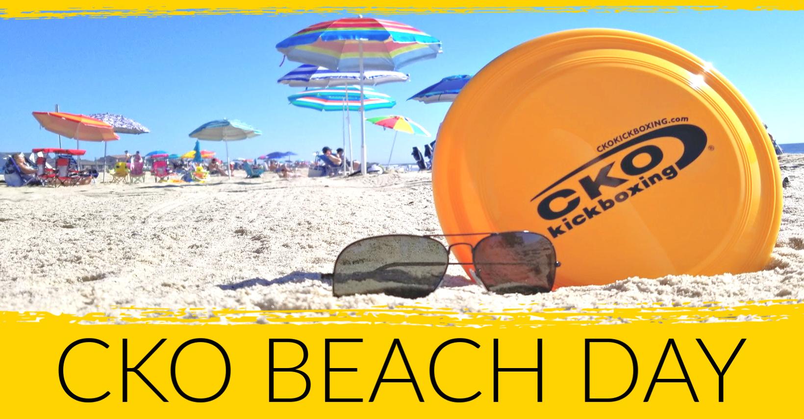 CKO Beach Day '19