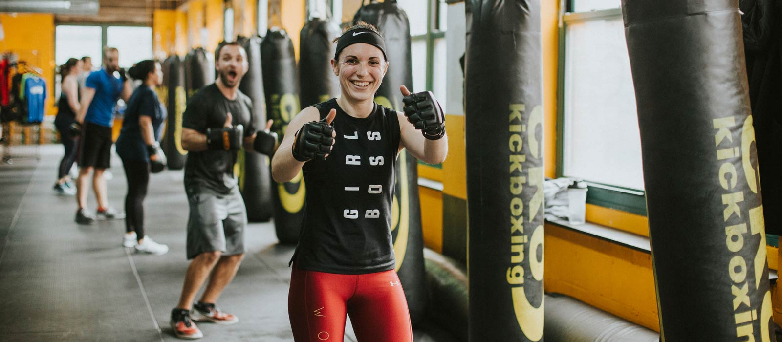 cko kickboxing, unleash the new you