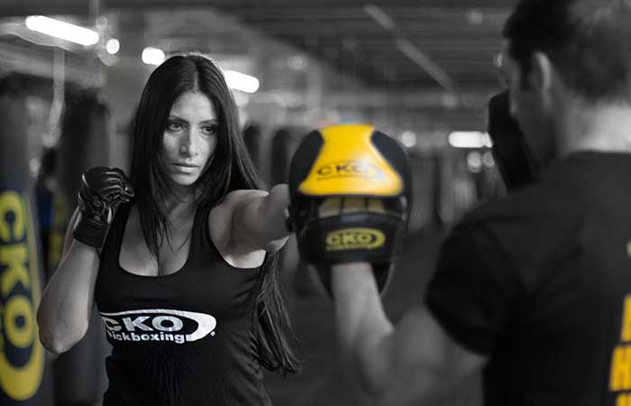 Group Kickboxing 9