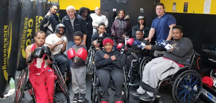 CKO Adaptive Boxing Class