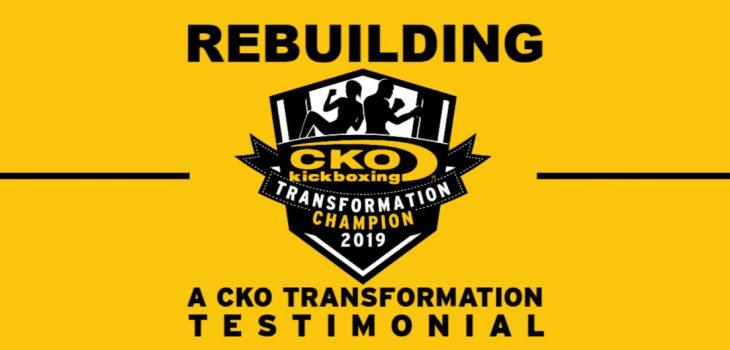 Rebuilding: A CKO Transformation Testimonial