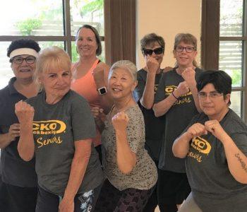 CKO seniors group photo