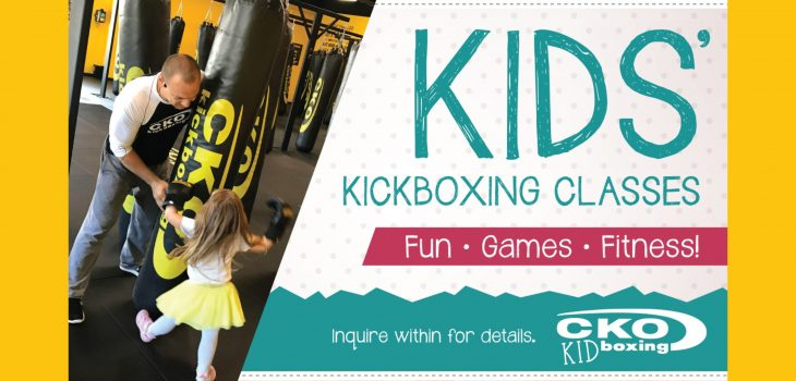CKO Kid Boxing